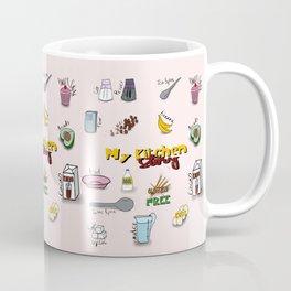My kitchen story Coffee Mug
