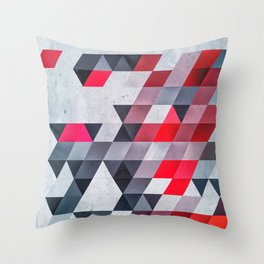hyyldh xhyymwy Throw Pillow