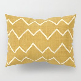 Urbana in Gold Pillow Sham