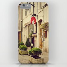 Le P'tit Paradis, Beaune France Storefront Slim Case iPhone 6 Plus