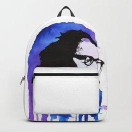 Allen Ginsberg Backpack
