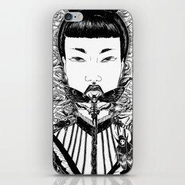 In The Iron Dark iPhone Skin