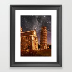 Pisa  Framed Art Print