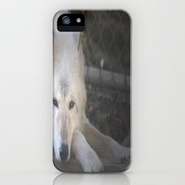 A Moment to Rest iPhone Case