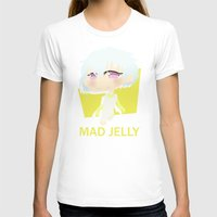 dmmd T-shirts featuring The Yellow Robot by Collette Ren