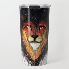 Fire Lion. Travel Mug