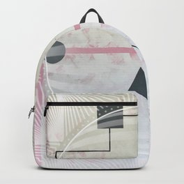 Sum Shape - 3D graphic Backpack