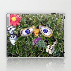 wall-E in the bushes Laptop & iPad Skin