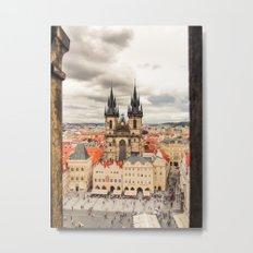 PRAGUE 3 Metal Print