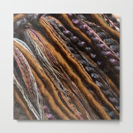Fringe Element Metal Print