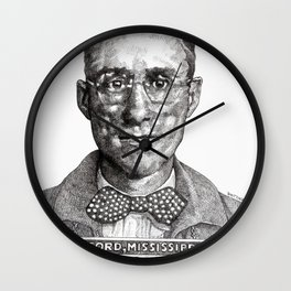 Poindexter the Peeper Wall Clock
