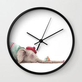 Sick Day Wall Clock