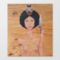The Last Empress Canvas Print