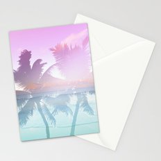 Tropicana seas Stationery Cards