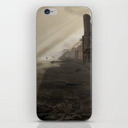 Alone iPhone Skin