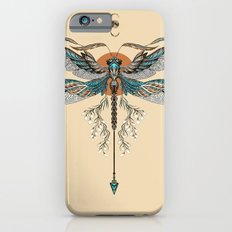 Dragonfly Tattoo iPhone 6s Slim Case