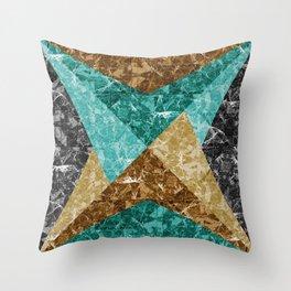 Marble Texture G426 Throw Pillow