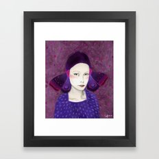 Dana Framed Art Print