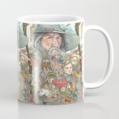 Gandalf's Beard Mug