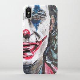 THE PAGLIACCI JOKER iPhone Case