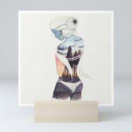 Summer Mini Art Print
