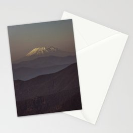 Mount Saint Helens Stationery Cards
