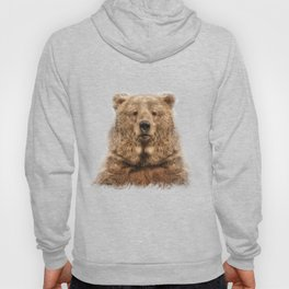 Bear European Hoody