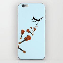 Uke Em iPhone Skin
