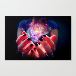 Energy 2 Canvas Print
