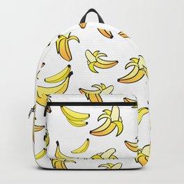 Banana Pattern Backpack