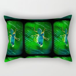 Nature Bijoux Rectangular Pillow