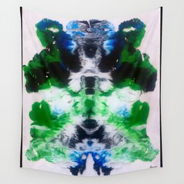 brain Bazooka Wall Tapestry