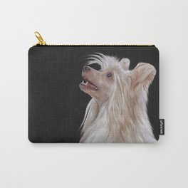 Drawing, illustration Chinese crested dog Carry-All Pouch
