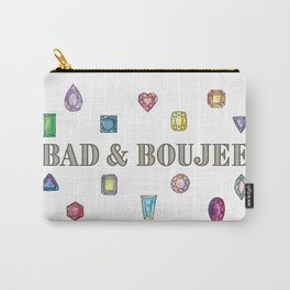 Bad&Boujee Carry-All Pouch