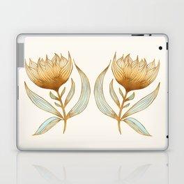 Bohemian Sunflowers II Laptop & iPad Skin