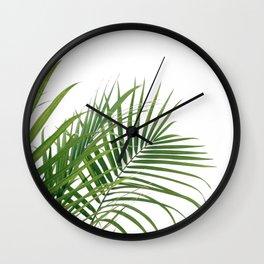 Greenery (Color) Wall Clock