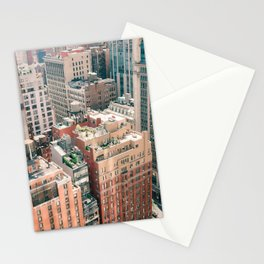Rooftop Gardens Stationery Cards