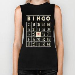 Bingo! Biker Tank
