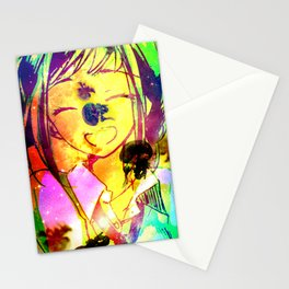 Jelly Girl Stationery Cards