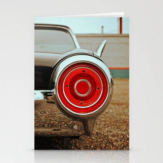 Thunderbird details Stationery Cards