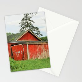 The Barn on Crissey Road Stationery Cards