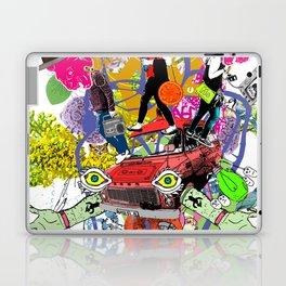 Select Collision Laptop & iPad Skin