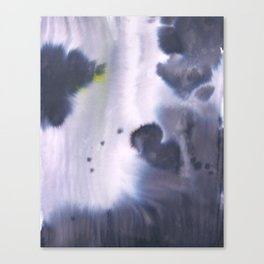 November Clouds Canvas Print
