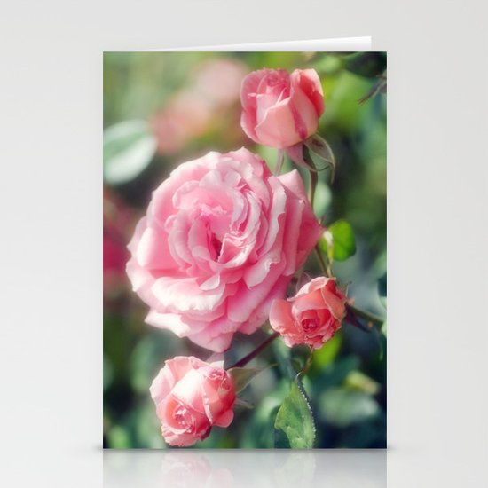 A Mother's Love... Stationery Cards