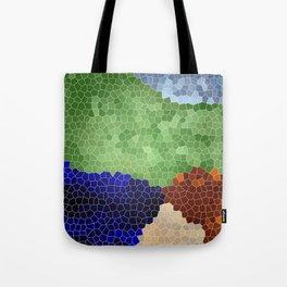 Gaudi´s garden Tote Bag