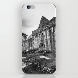 Muckross Abbey iPhone Skin
