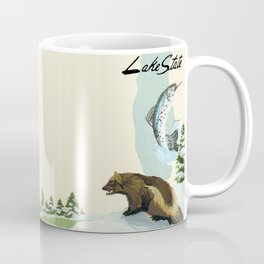 SufjanStevens - Greetings from Michigan Coffee Mug