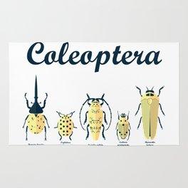 Coleoptera bugs Rug