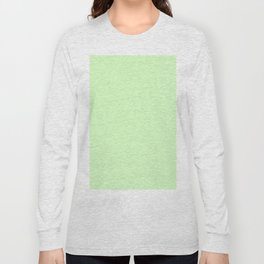 Simply Green Tea Green Long Sleeve T-shirt