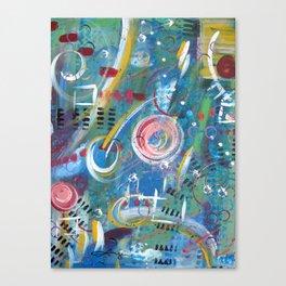 Beyond Time Canvas Print